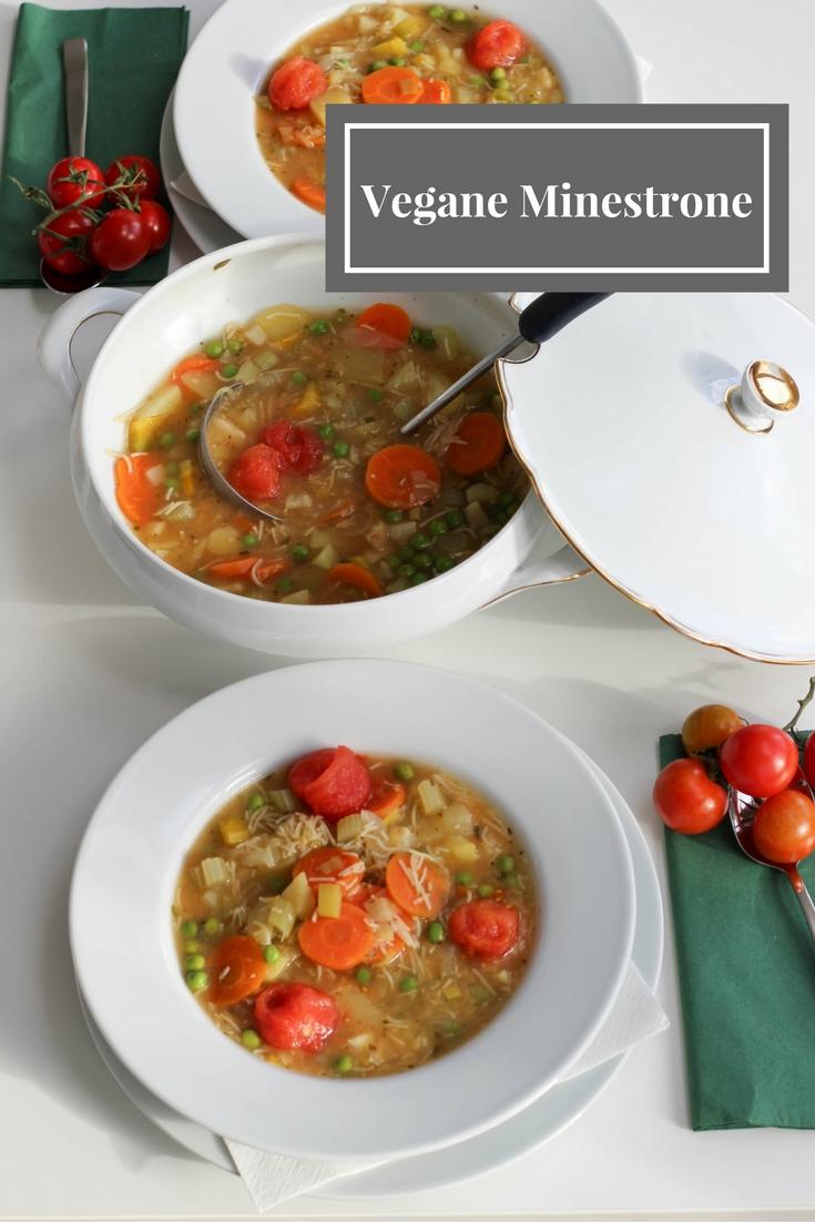 Vegane Minestrone - Homespa - Austria  - Kochen