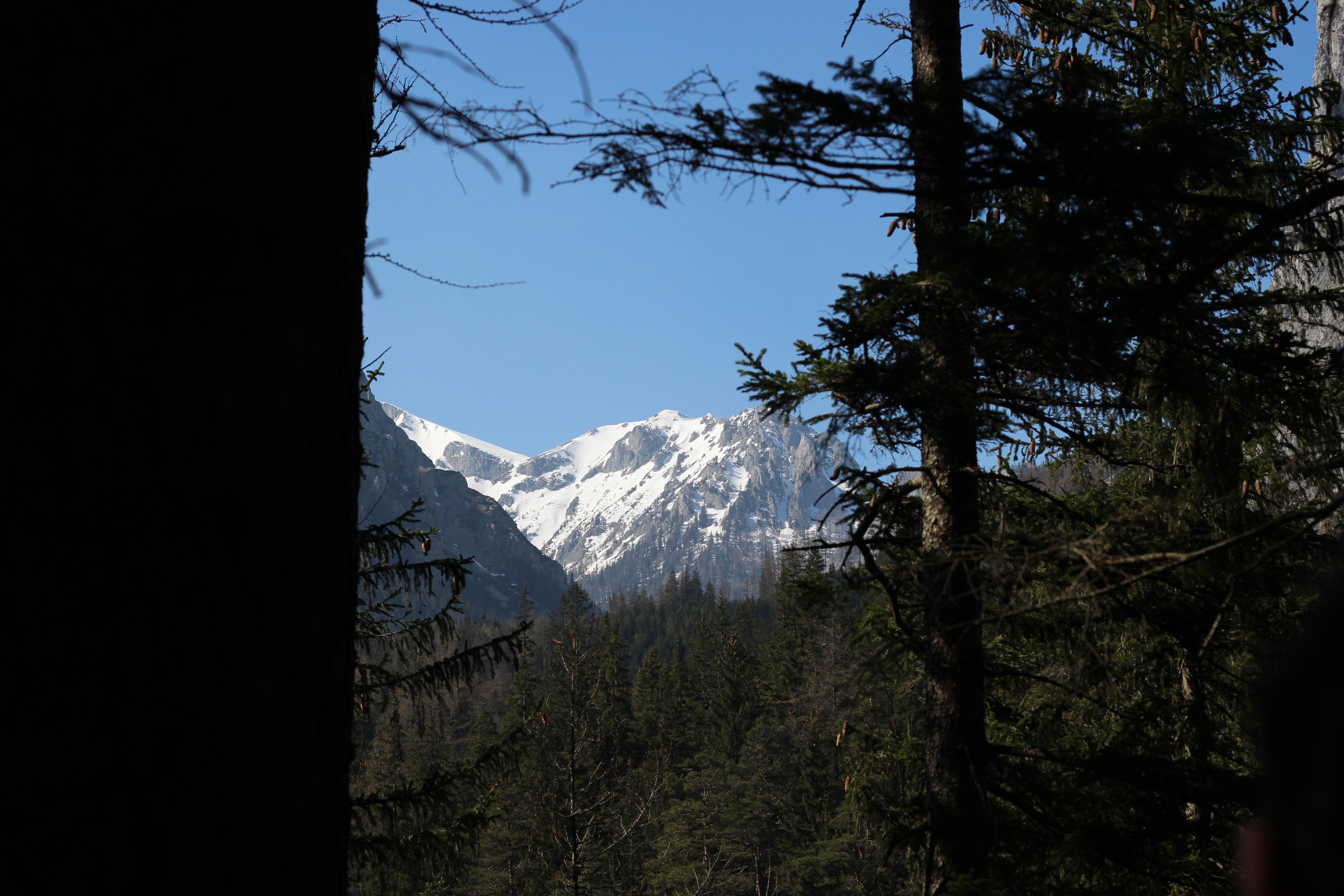 Grüner See Hochschwab Gipfel
