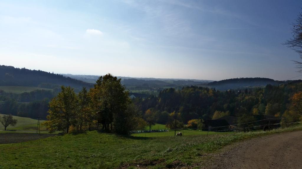 Herbst Aussicht 2