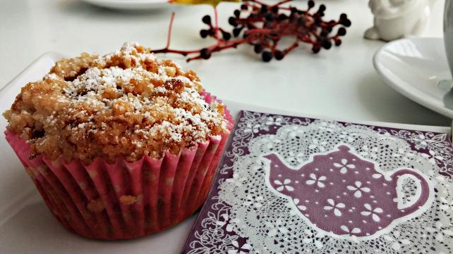 Herbst Kaffetisch Muffin 2