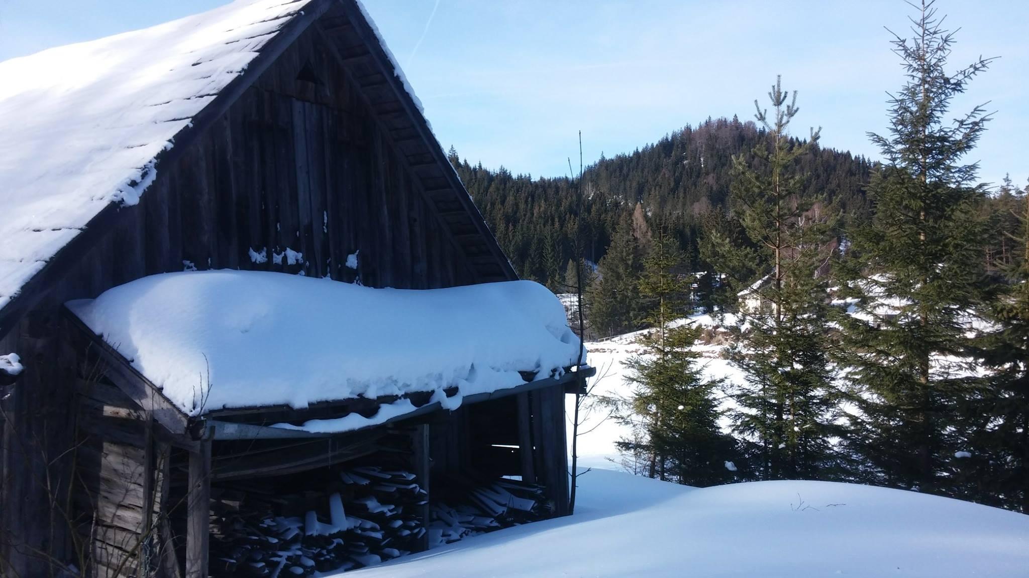 Hubertussee Hütte