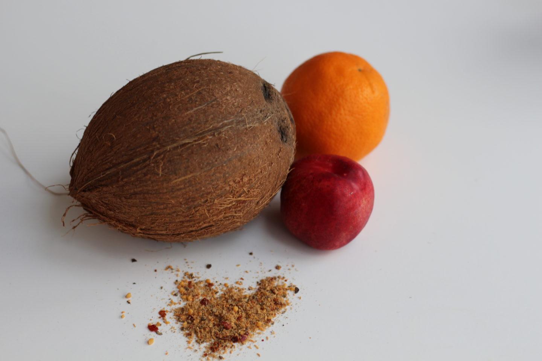 Kokoskuss Obst