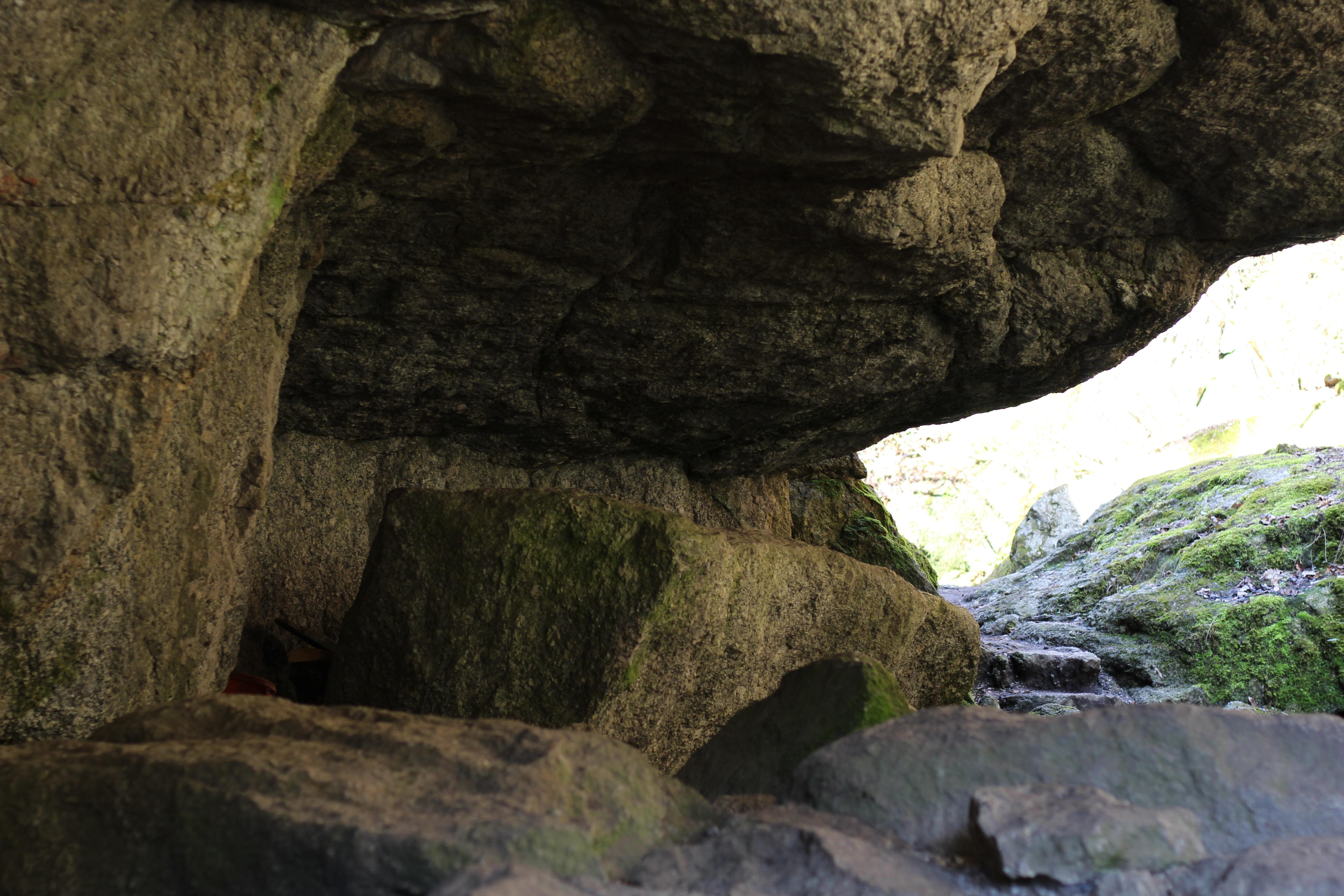 Stillensteinklamm Höhle