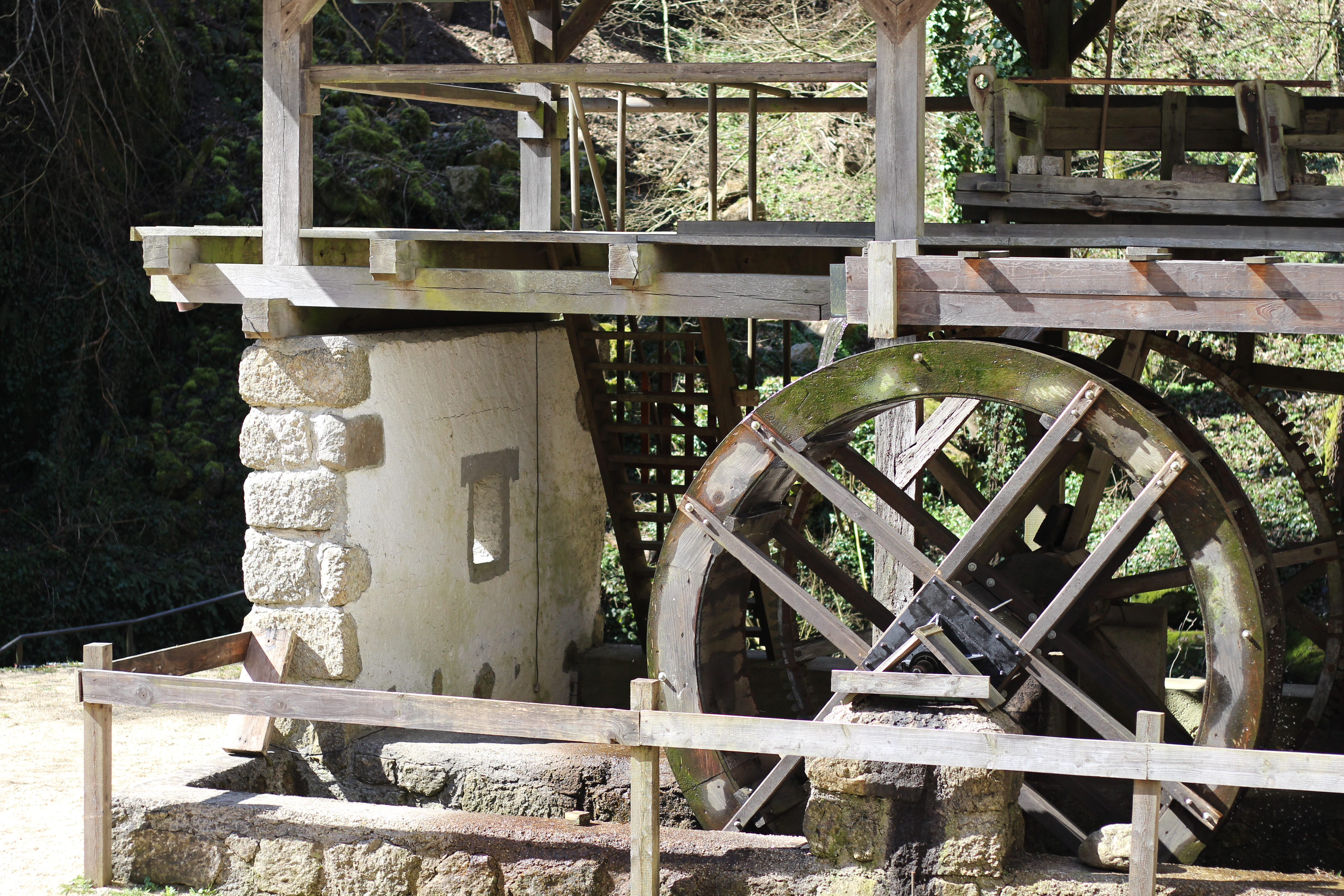 Stillensteinklamm Mühle