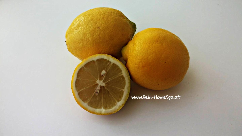 Zitronen Homespa