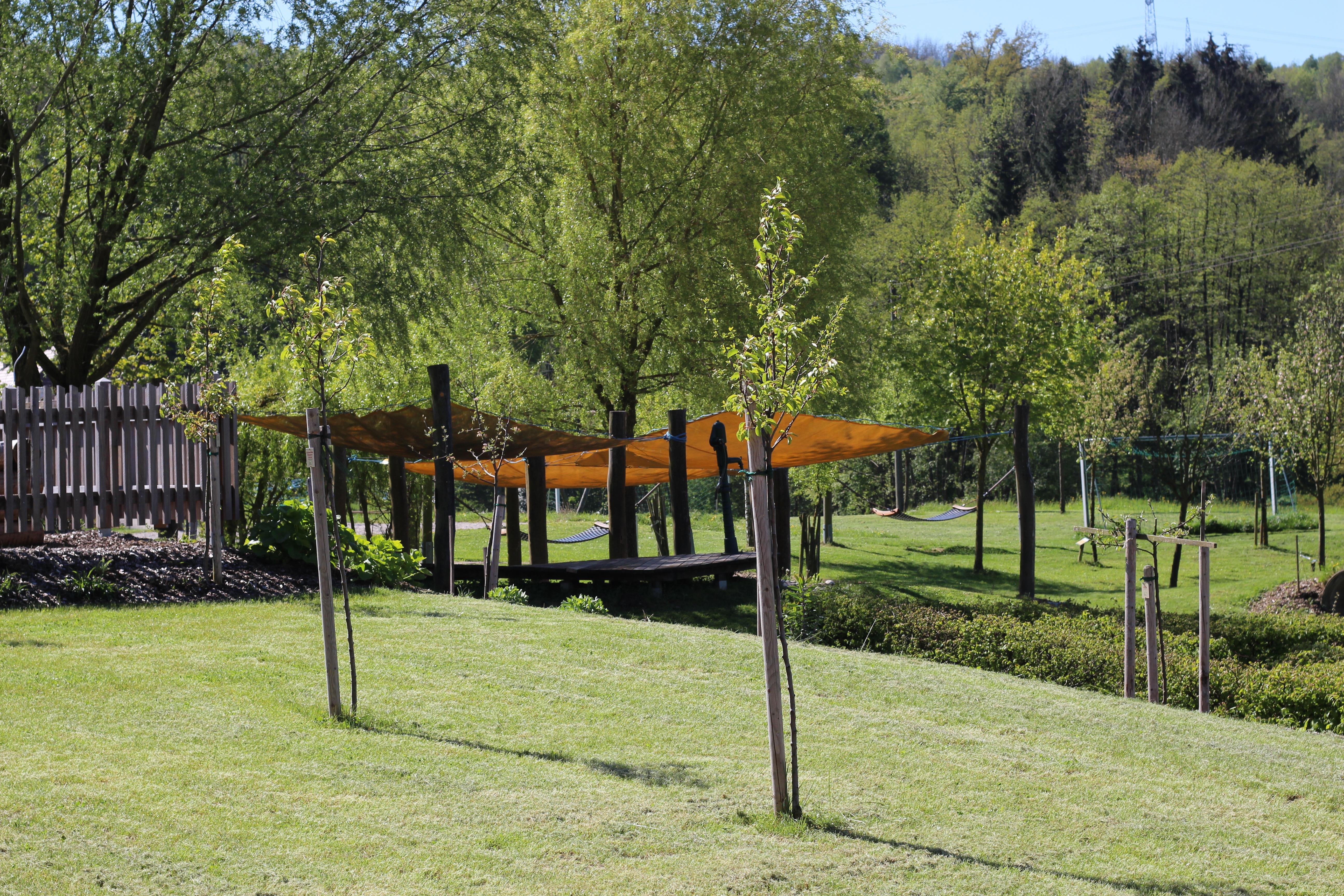 Mostbirnhaus Relaxgarten