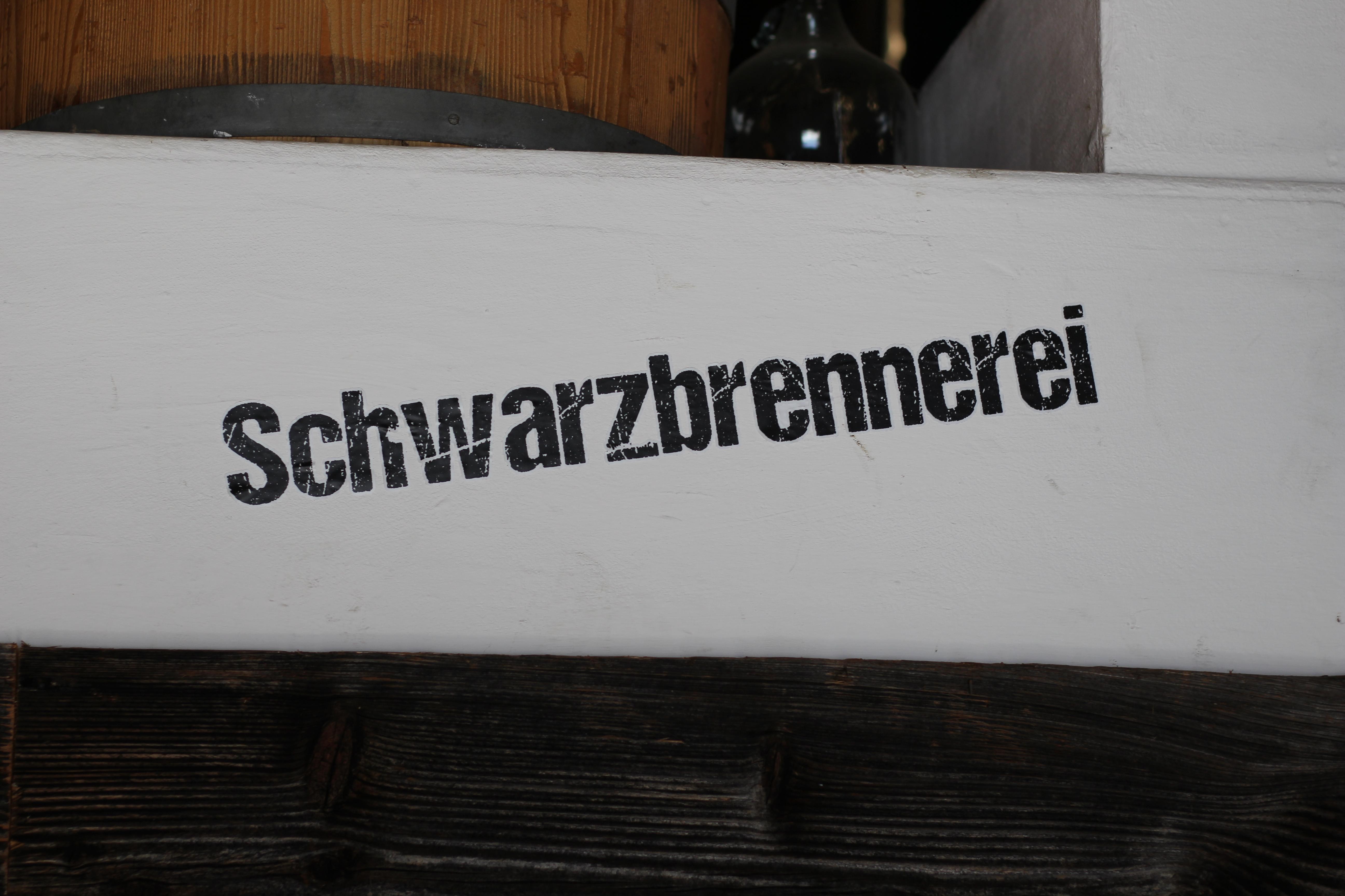 Mostbirnhaus Schwarzbrennerei