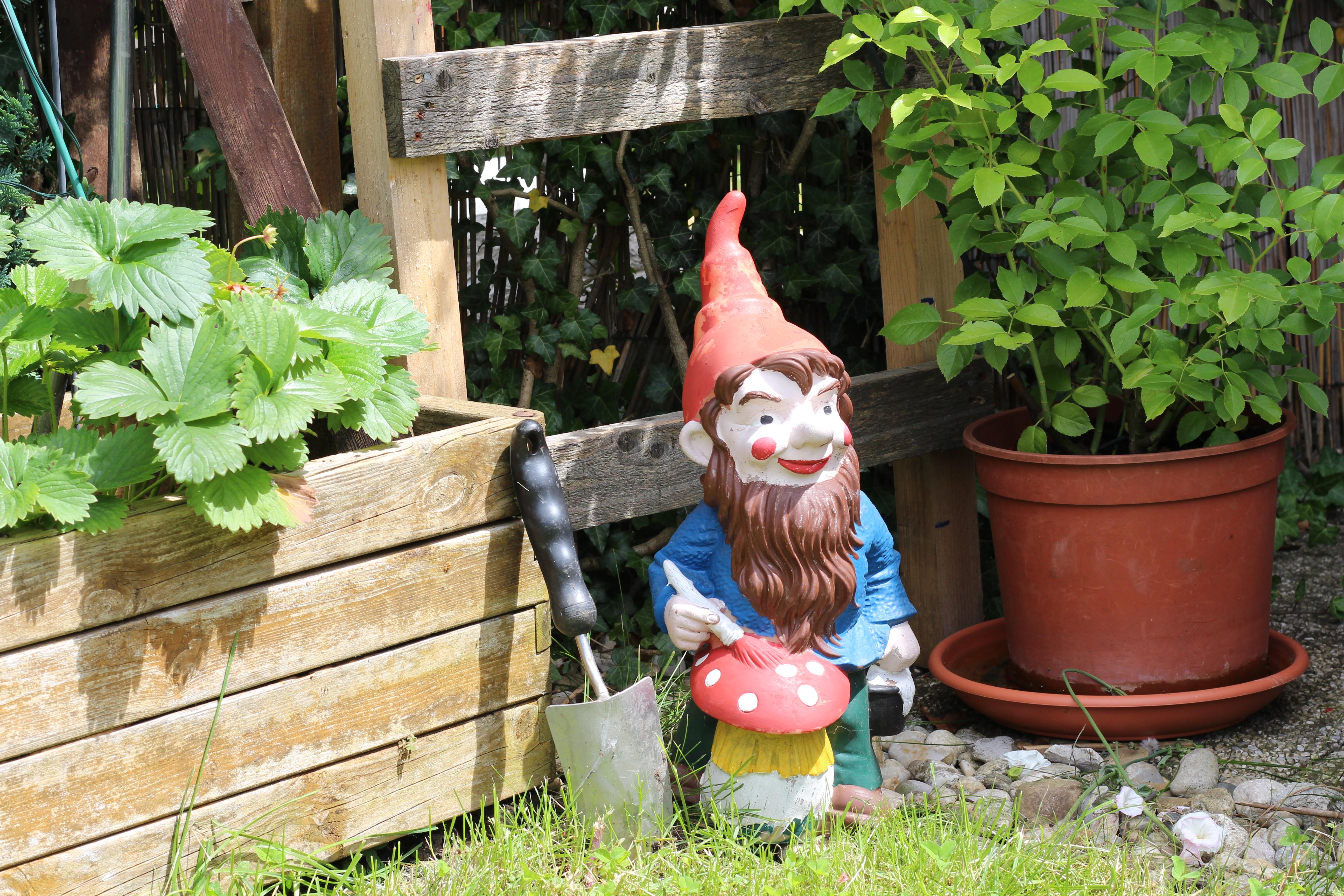 Mamas Garten Gartenzwerg