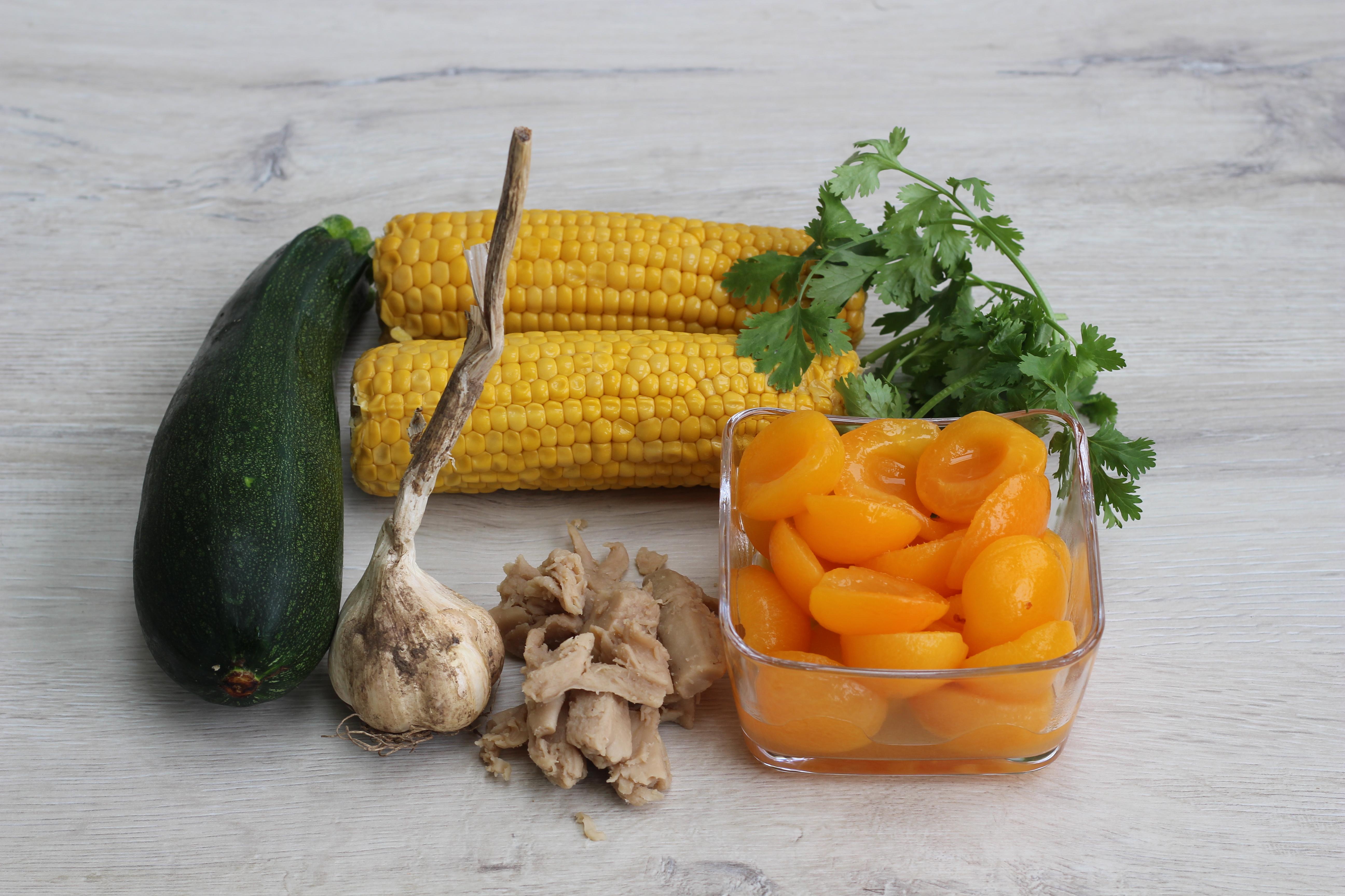 Vegane Reispfanne Süß-Sauer Zutaten Dein HomeSpa