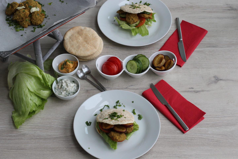 Vegan Falafelbab