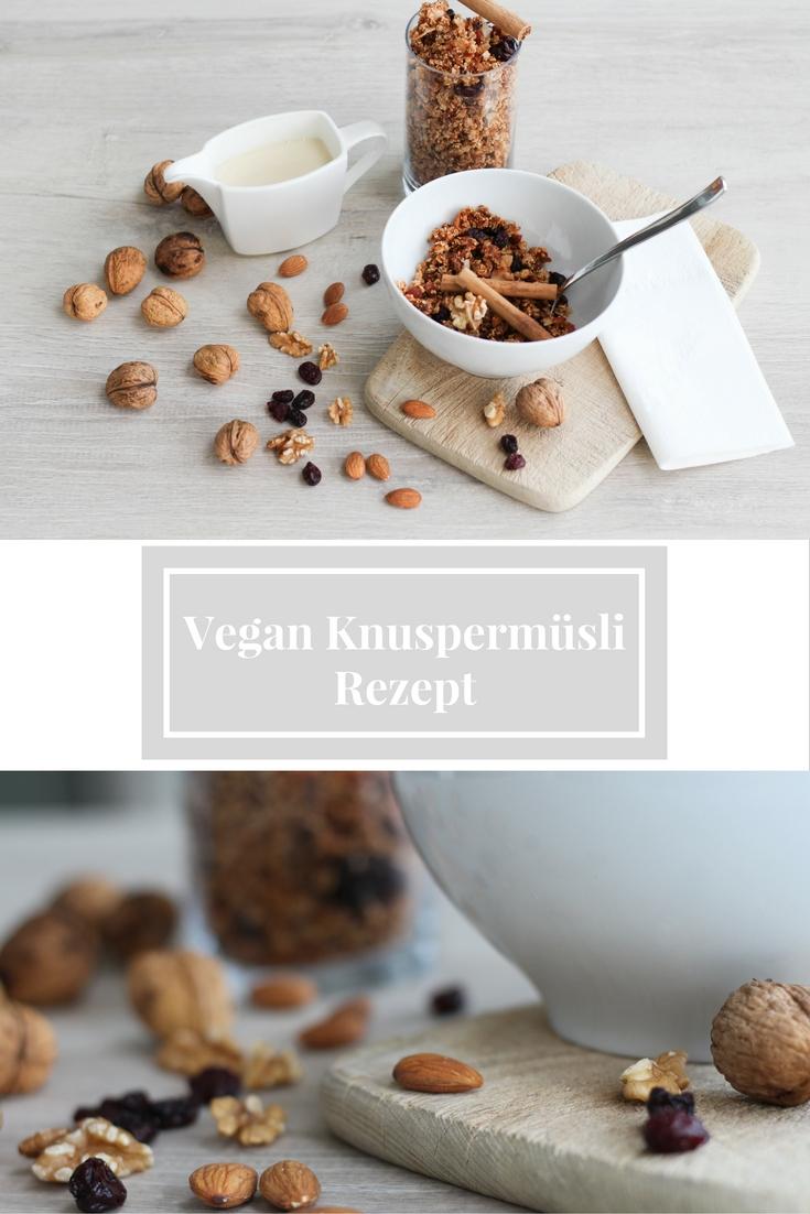 Vegan- Knuspermüsli -Rezept- Homemade-Mostviertel