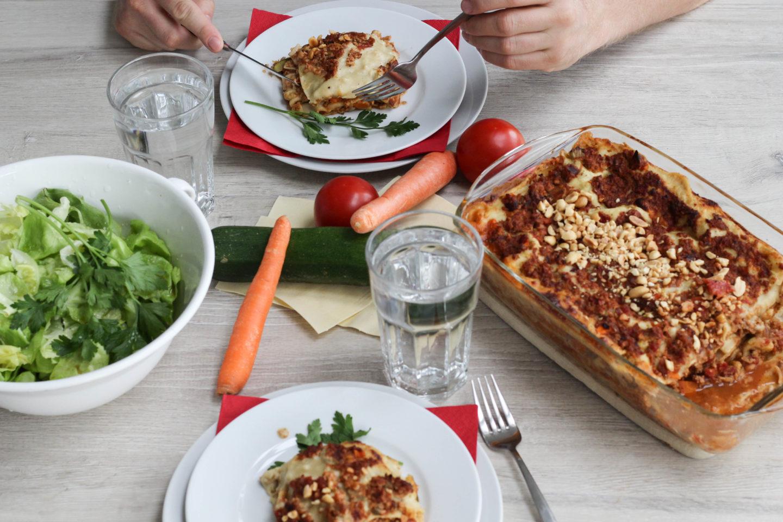 Vegan Lasagne Al Forno