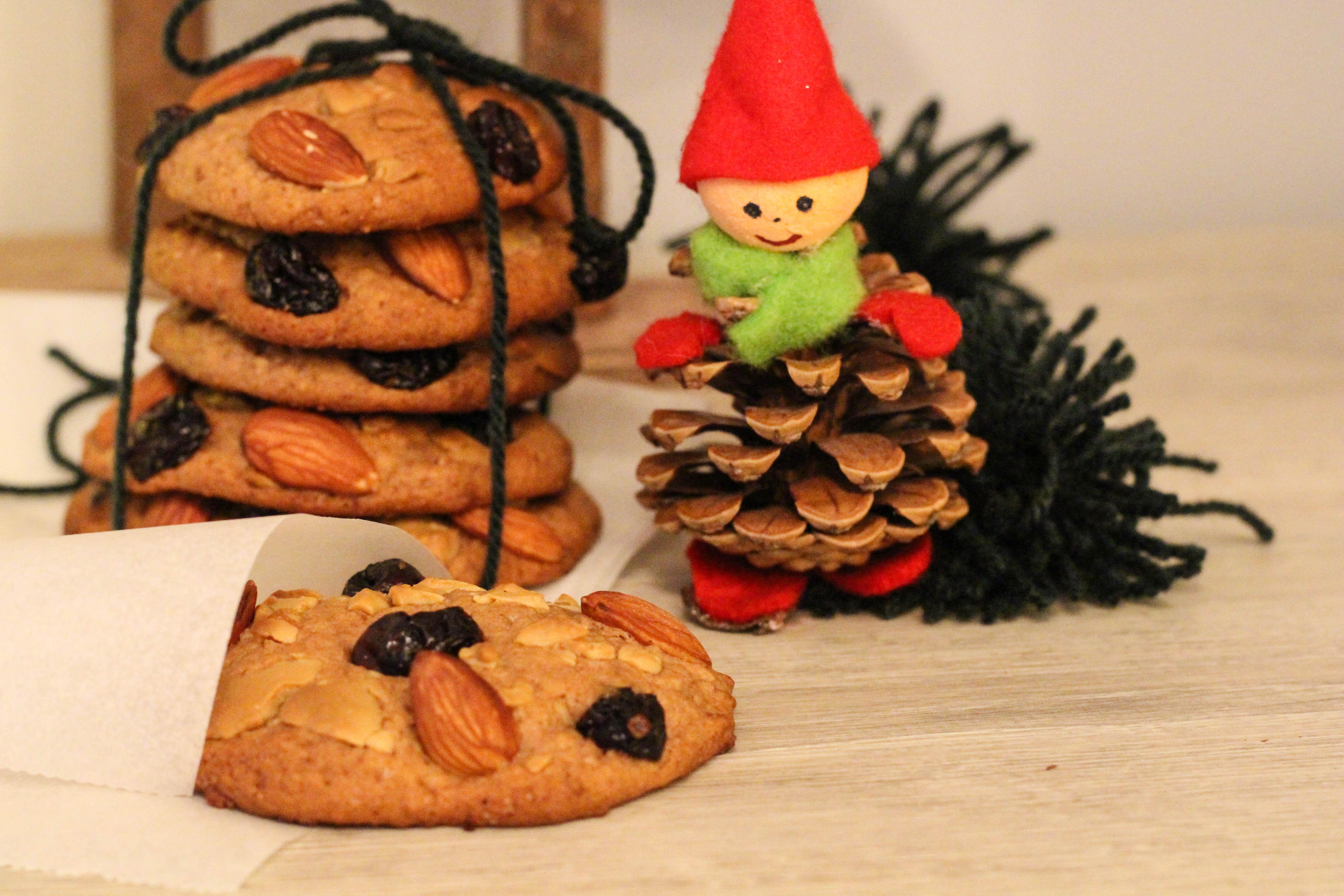 vegane-cookies-schokolade-cranberrys-weihnachten-christmas-1-von-1-11