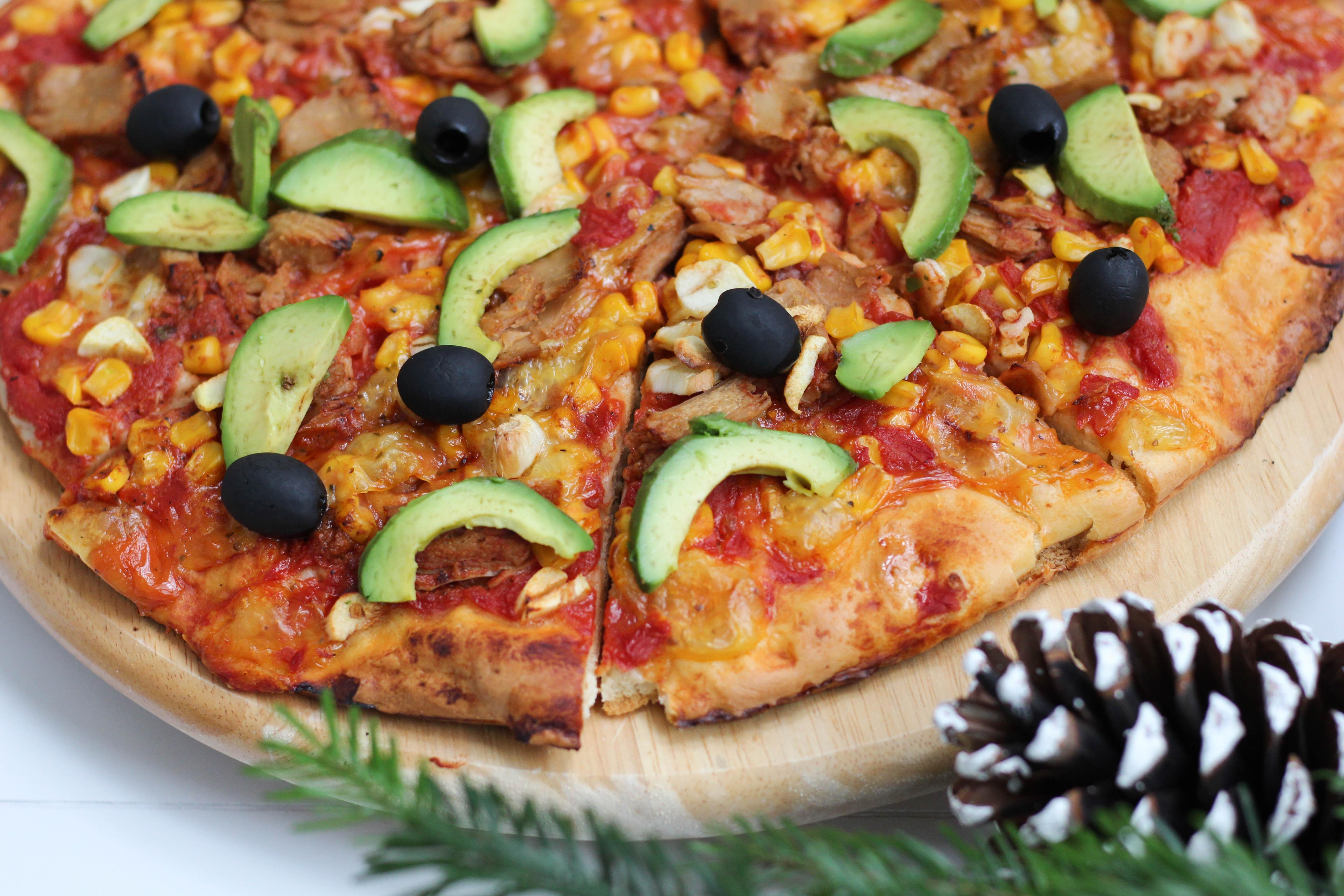 vegane pizza germteig gilmore girls homespa plantbased 1 von 1 6 dein homespa. Black Bedroom Furniture Sets. Home Design Ideas