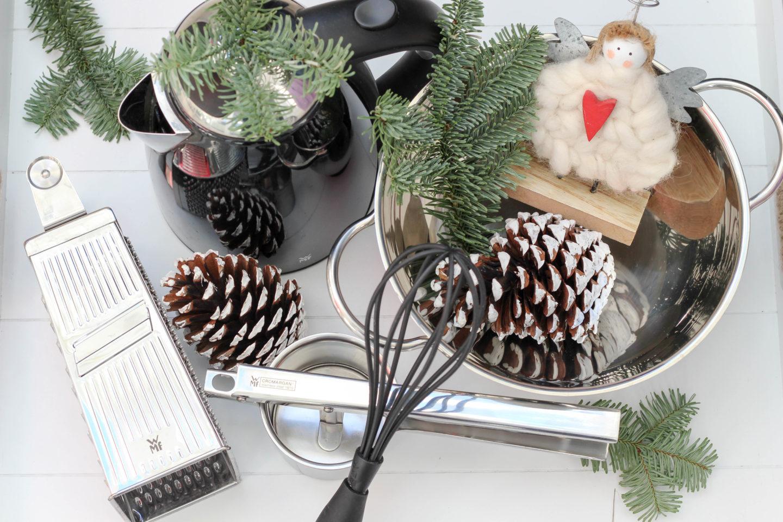 Last Minute Weihnachtsgeschenke für die Küche