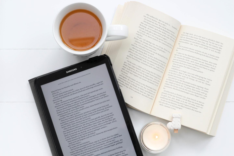 E-Reader oder Buch? Was ist Nachhaltiger?