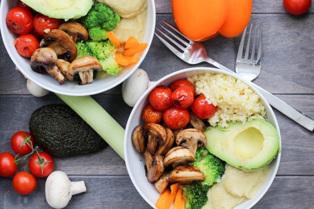 Vegan - Bowl -Pastinakenpüree - Plantbased - Soulfood - Pastinaken - Brokkolie - Gesund - BuddhaBowl - DeinHomeSpa - Bulgur