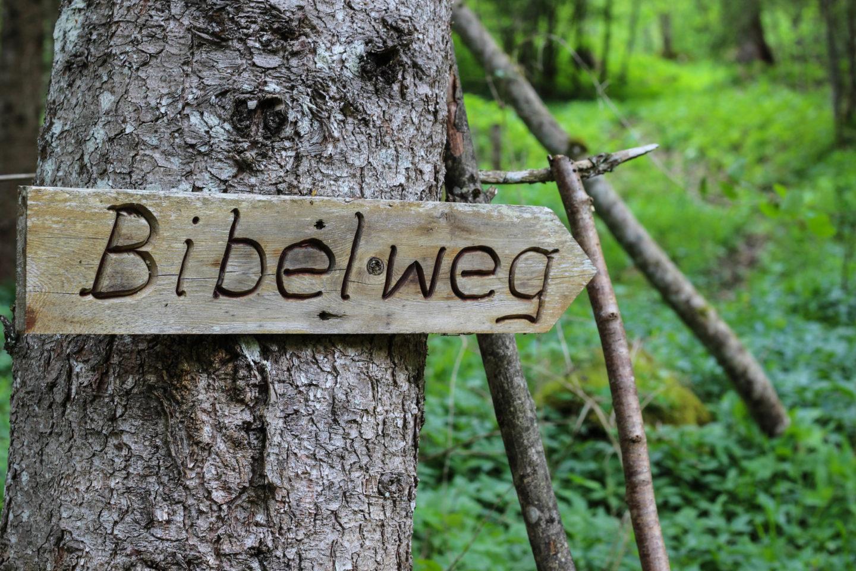 Der Bibelweg im Gesäuse – Ein Stiller, im Herzen laut schlagender Kraftplatz