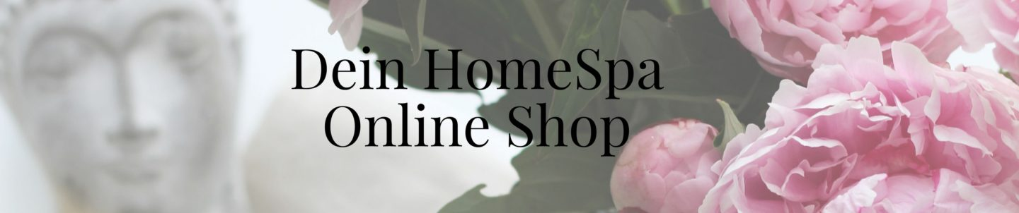 Dein HomeSpa Online Shop