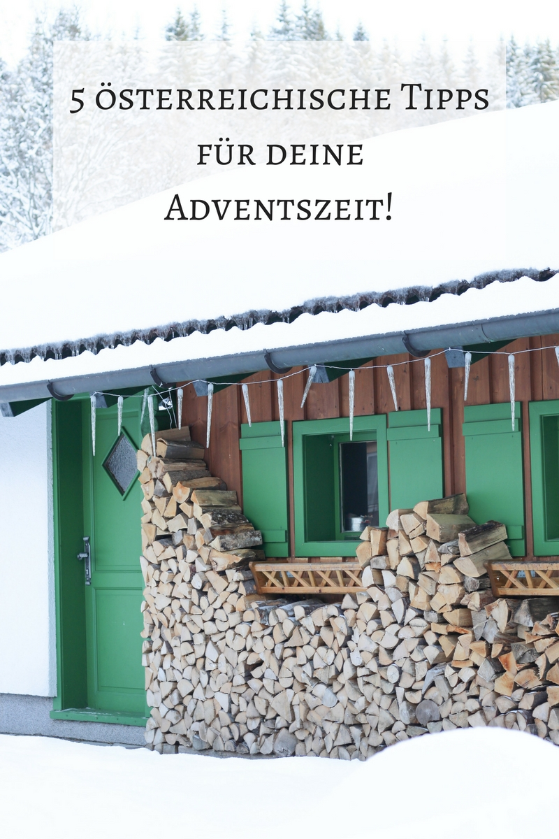ADVENTSZEIT HomeSpa, Vegan Cooking, Austria, Mostviertel, Tischdeko, Weihnachten