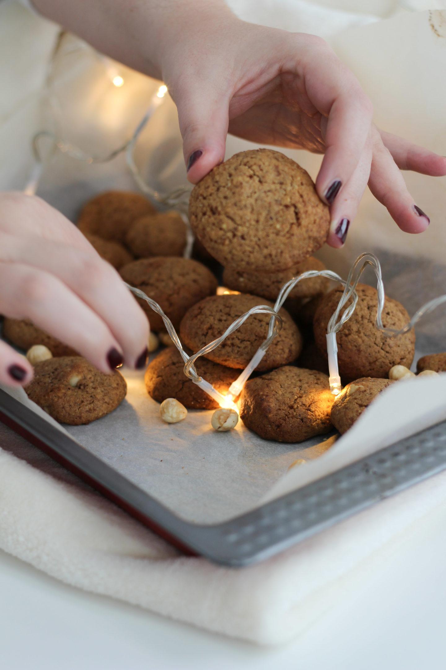 HomeSpa, Vegan Cooking, Austria, Mostviertel, Winter,Spekulatius