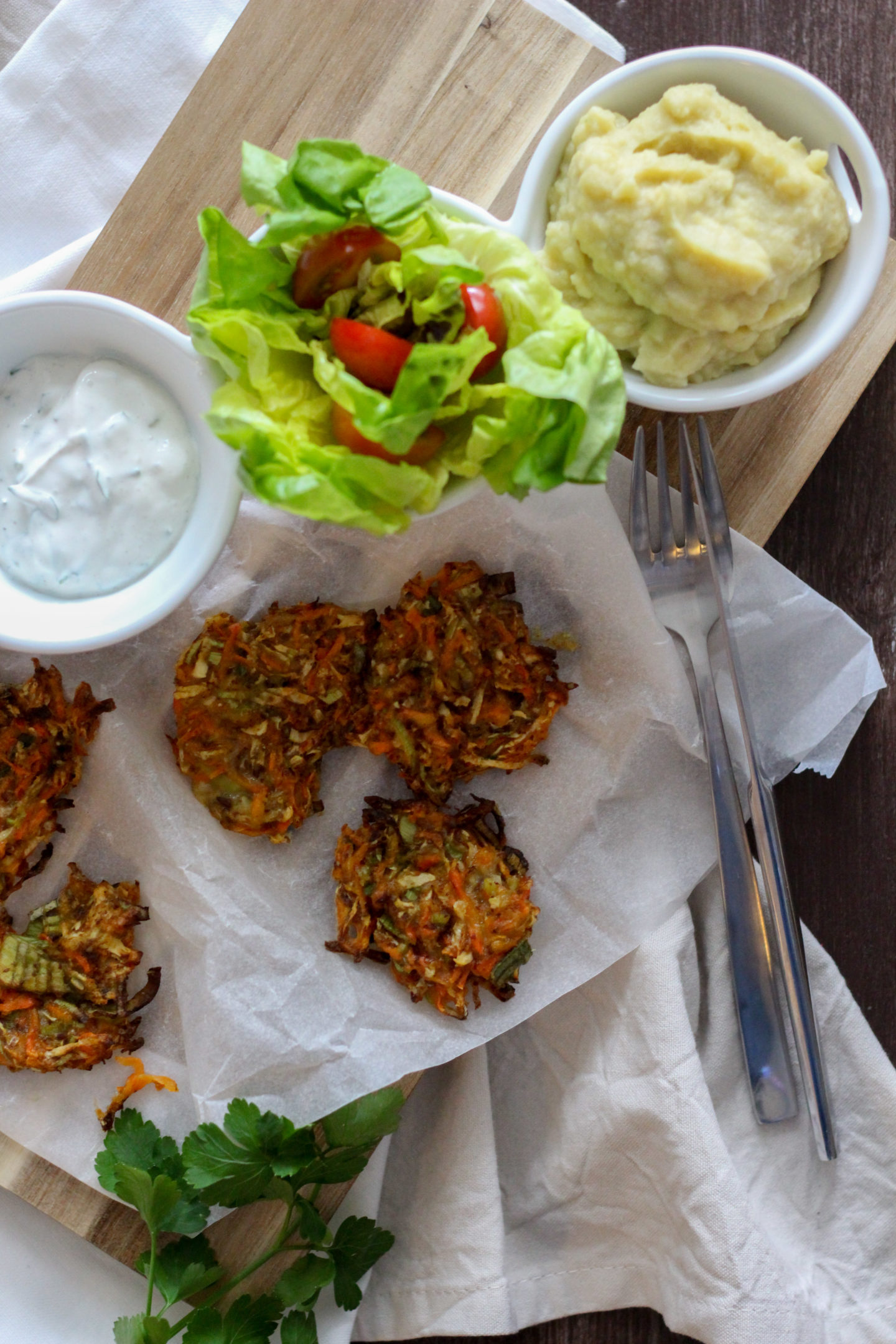 HomeSpa, Vegan Cooking, Austria, Mostviertel, Vegane Selleriepuffer