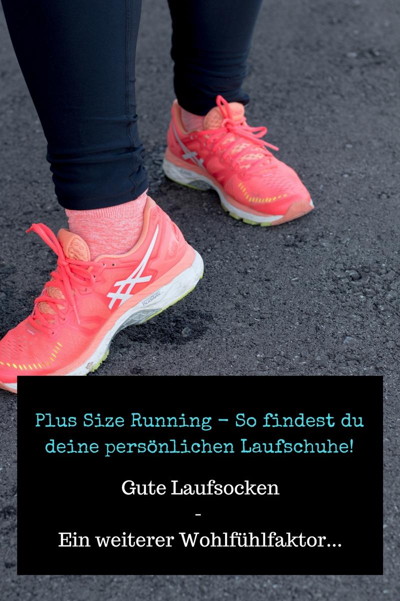 Plus Size Running - So findest du deine persönlichen Laufschuhe