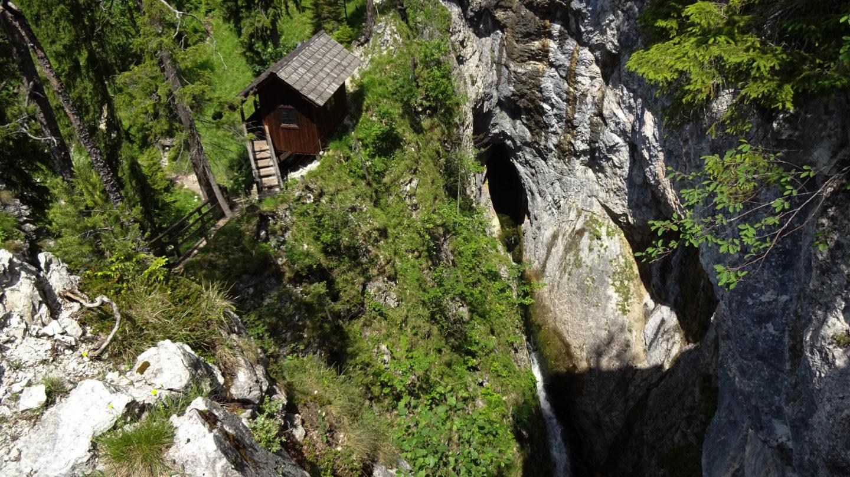 Wasserlochklamm in Palfau - Die schönste Klamm im Nationalpark Gesäuse!