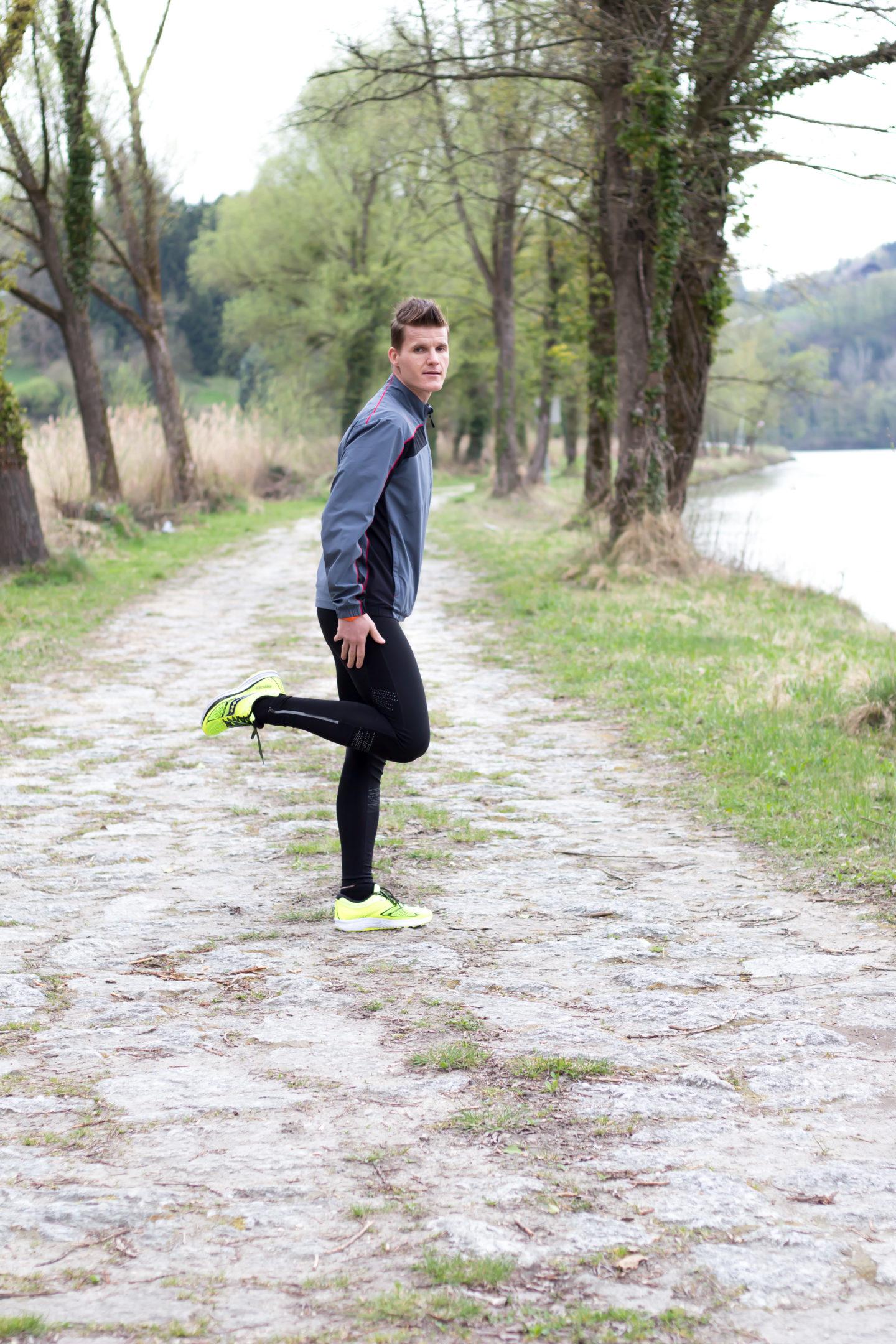 Plus Size Running - Einfaches Lauf ABC für kräftige Beine