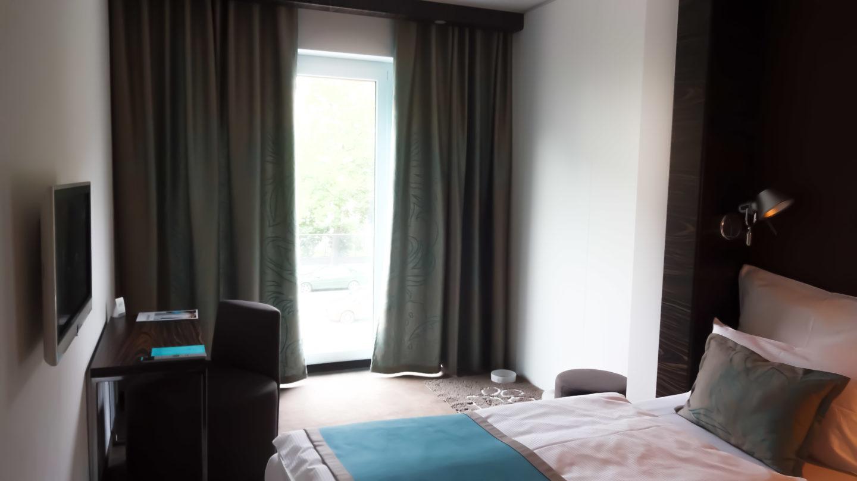 Motel One // Wien Prater - Ein Hotel zum immer wieder Nächtigen ...