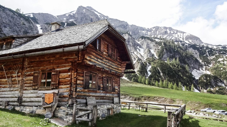 Ursprungalm und Giglachsee – Ein Besuch bei Heidi, Großvater plus Ziegenpeter!