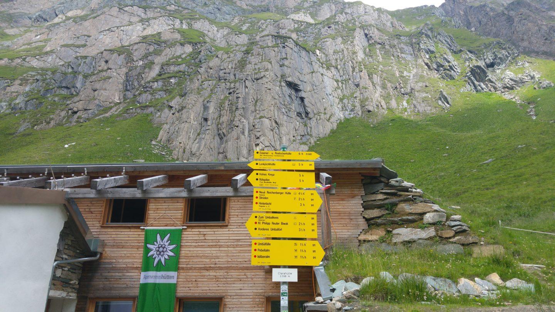 So schön ist eine Wanderung entlang der mächtigen Umbalfälle in Osttirol!