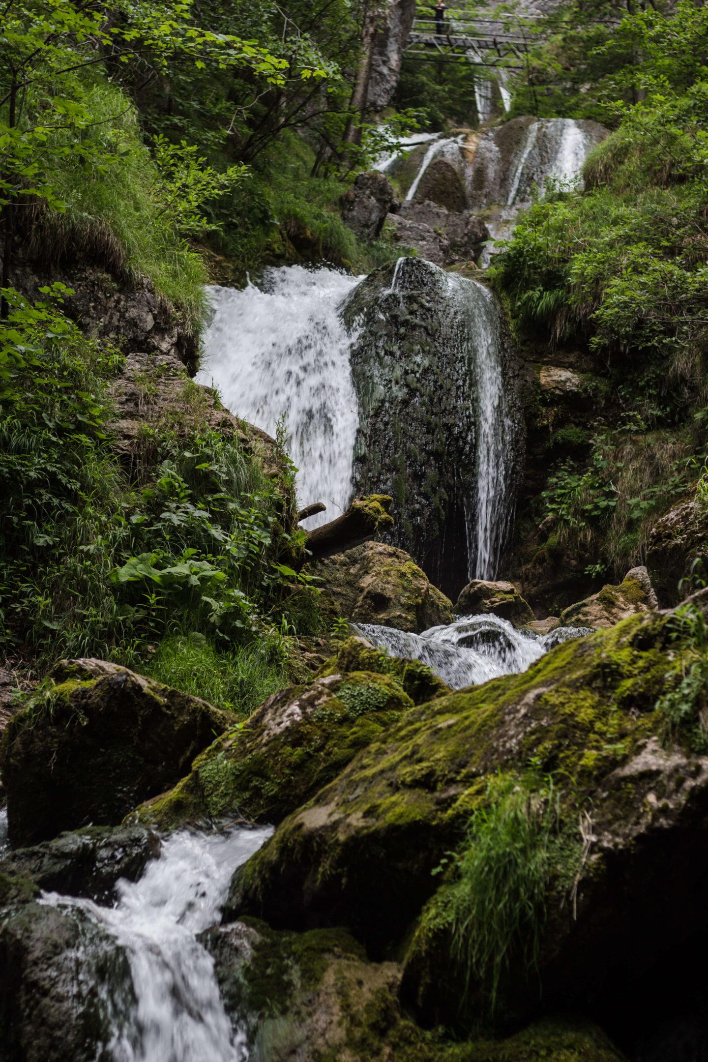 Eine gemütliche Wanderung zum beeindruckenden Trefflingfall!