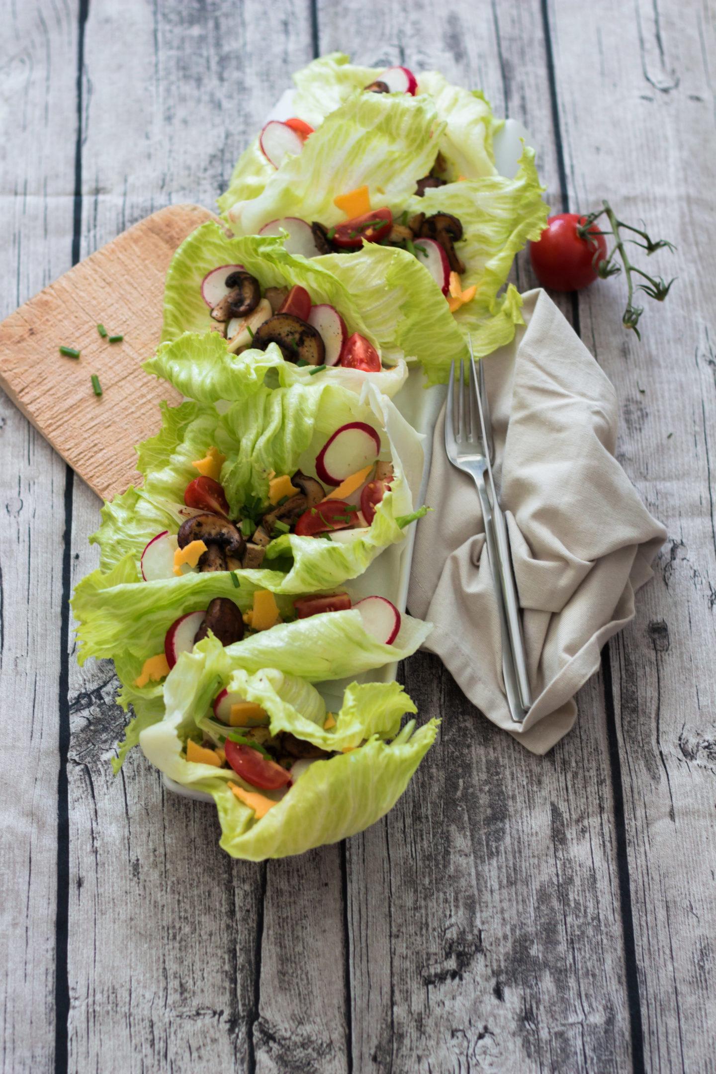 Vegane Summerrolls - Meine österreichische Variante des Foodtrend!