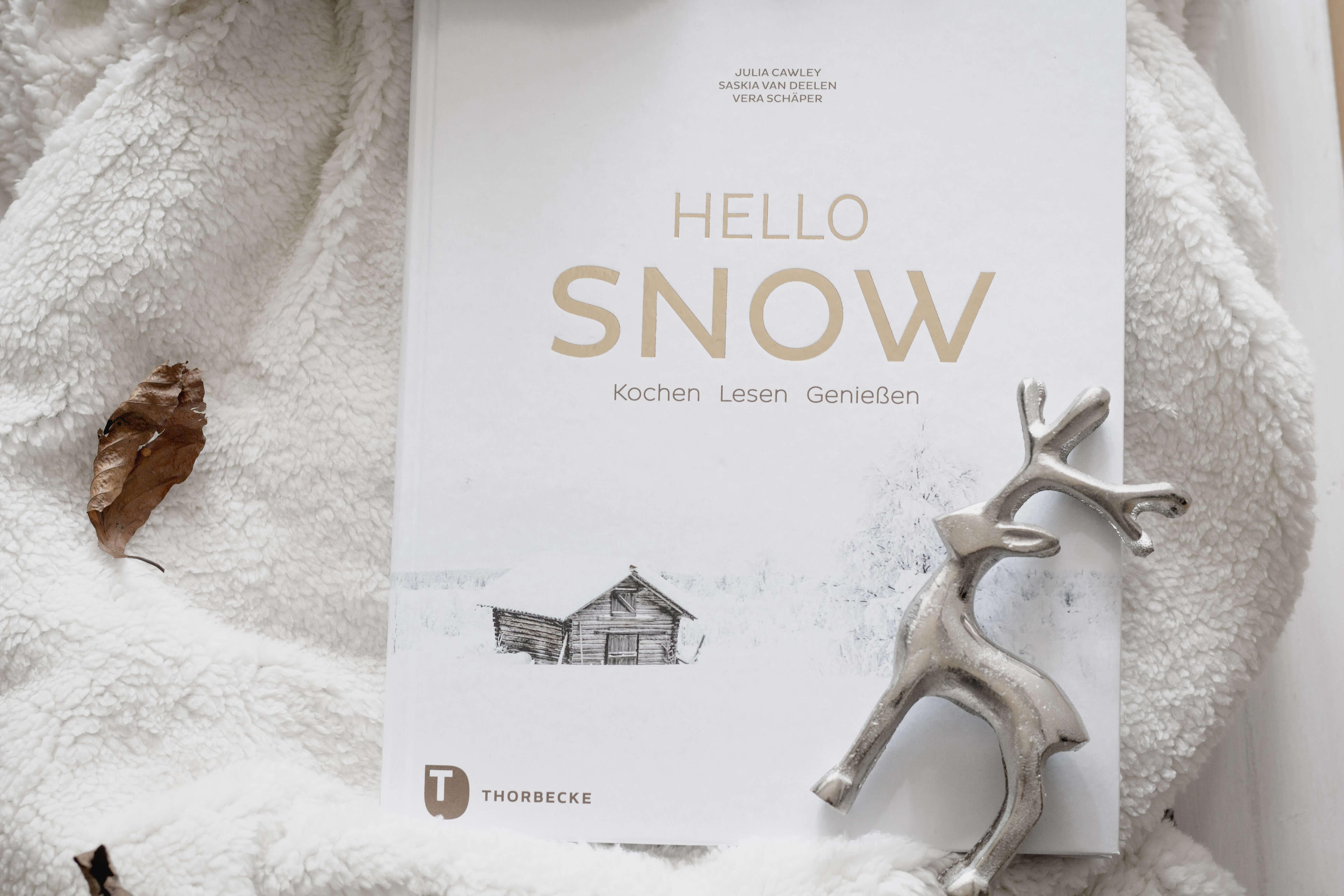 Hello Snow - Eine Liebeserklärung an den Winter!