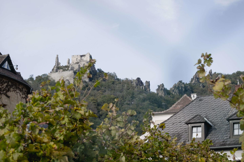 Ruine Dürnstein – Weltkulturerbe in der Wachau!