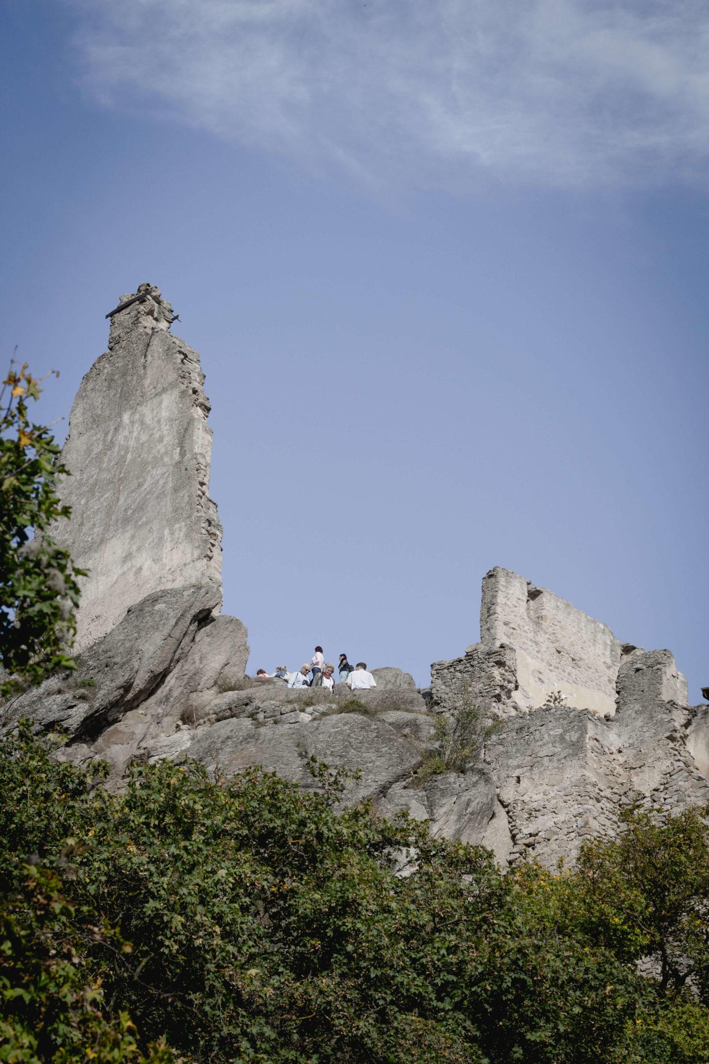 Ruine Dürnstein - Weltkulturerbe in der Wachau!