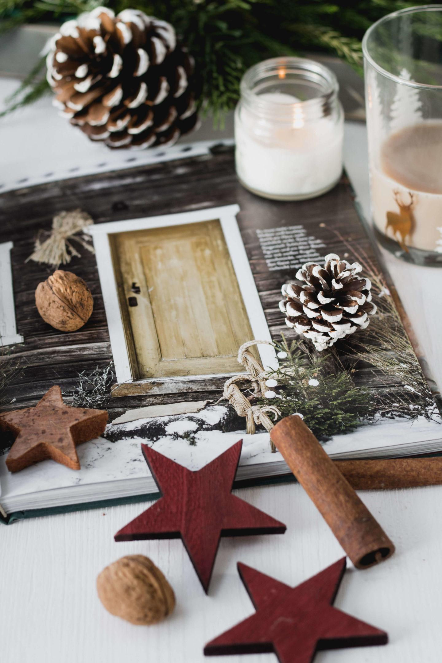 weihnachten in den bergen kochbuch empfehlung dein homespa. Black Bedroom Furniture Sets. Home Design Ideas