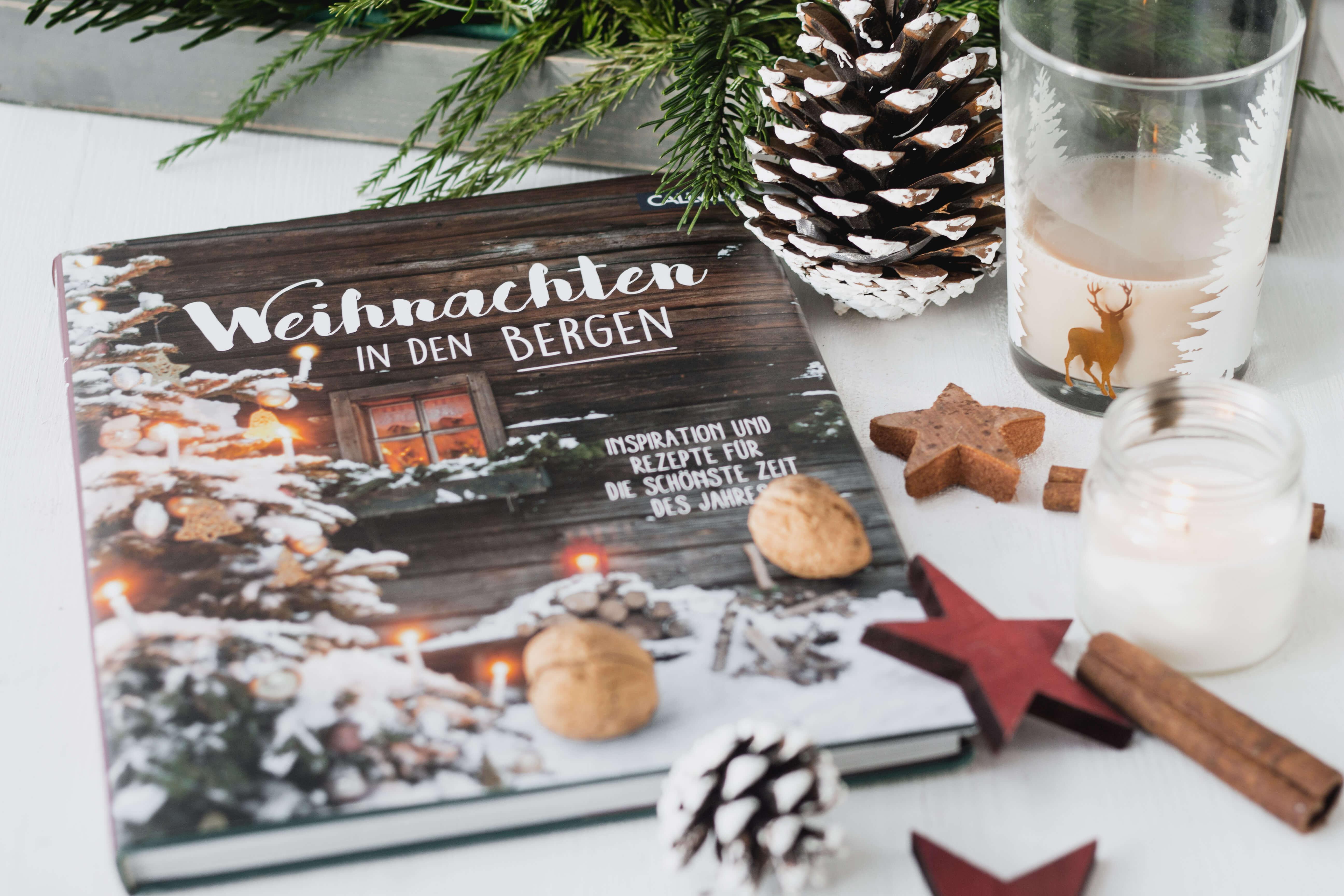 """""""Weihnachten in den Bergen"""" - Kochbuch Empfehlung"""
