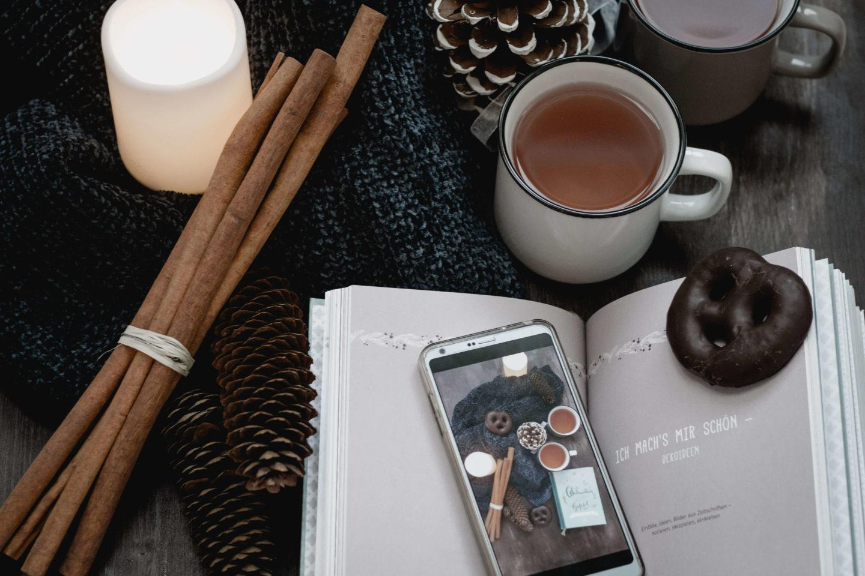 Mein Weihnachtsplaner Buch - Hyggelig durch den Advent