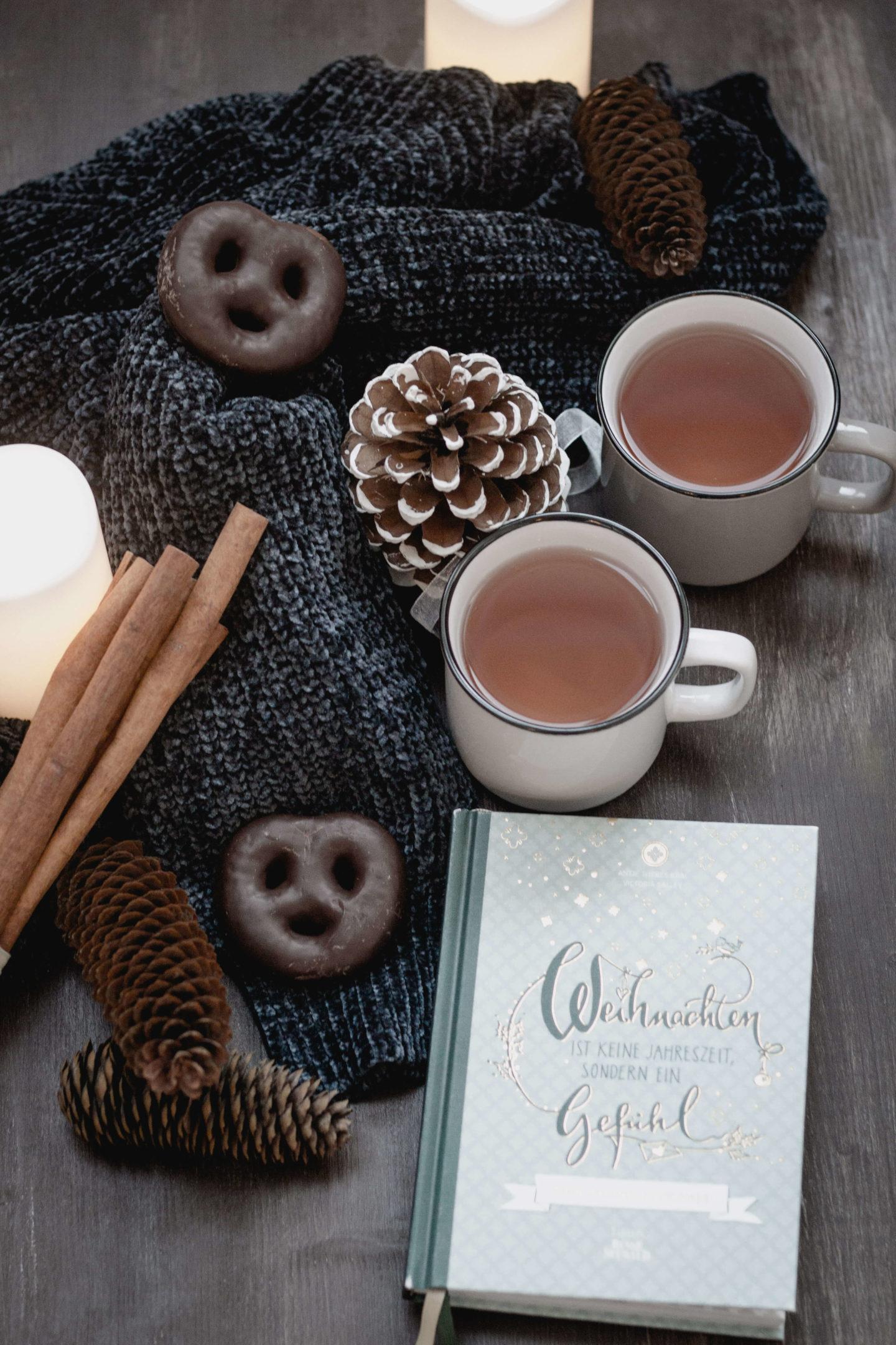 Mein Weihnachtsplaner Buch - Hyggelig durch den Advent!