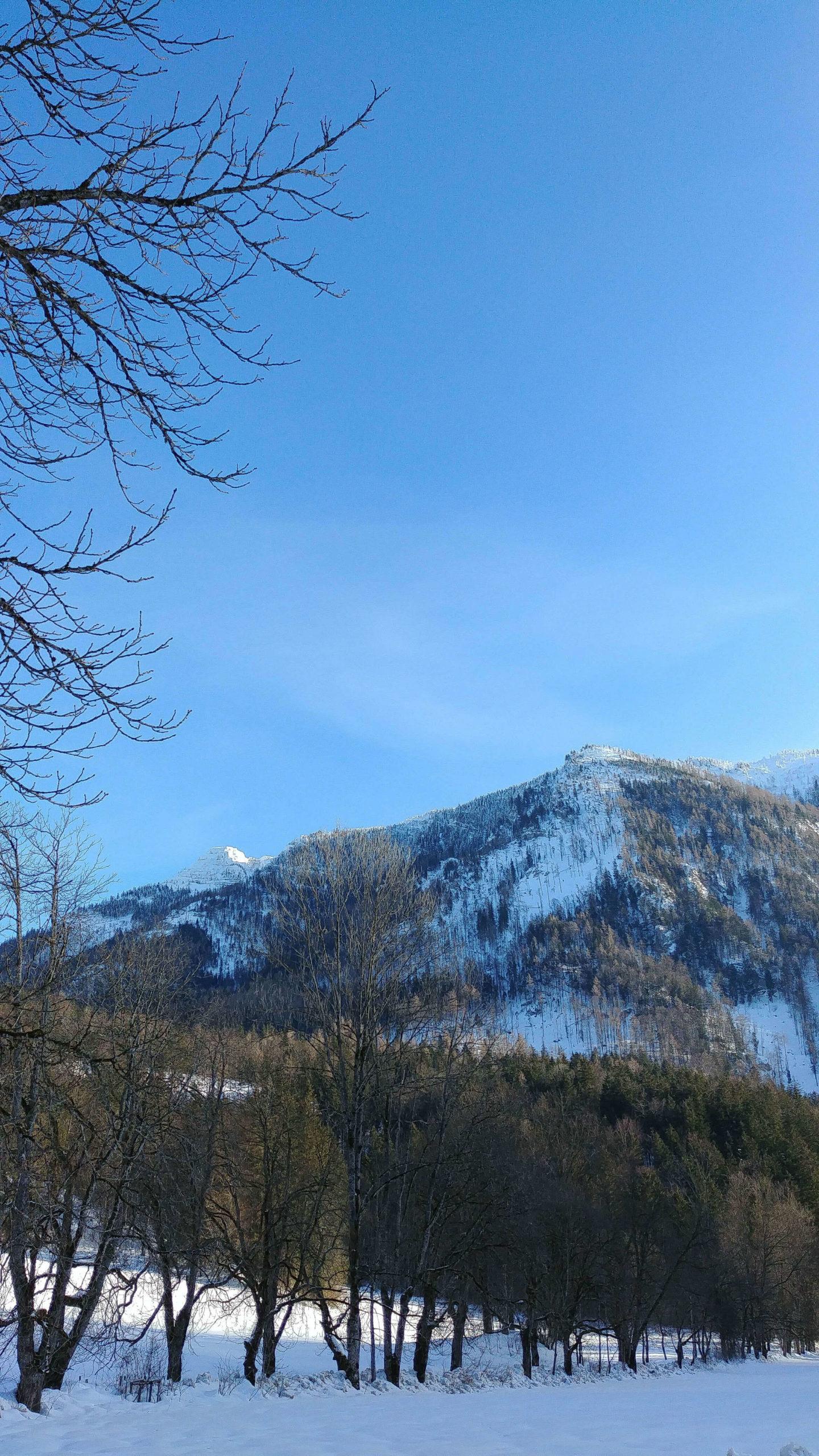 Schneeschuhwandern - Diese Dinge nehmen wir auf alpinen Touren mit