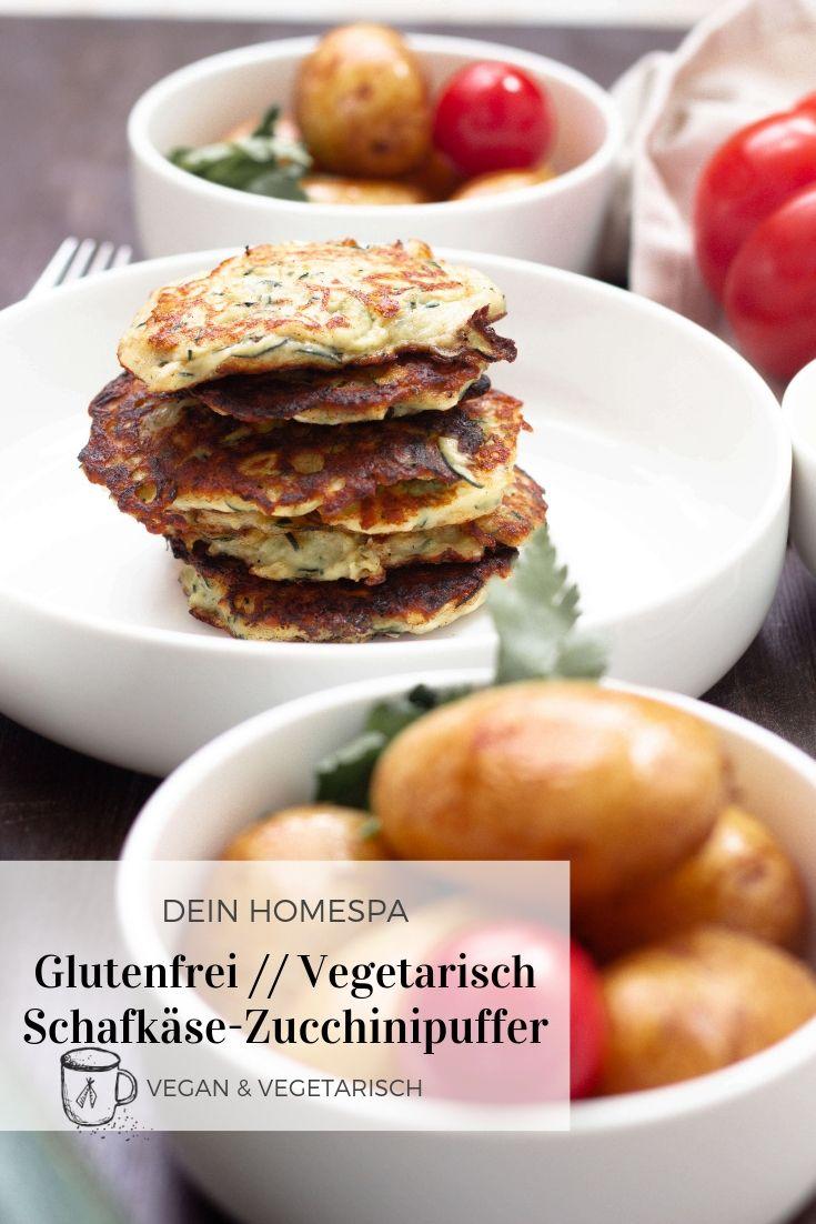 Schafkäse Zucchinipuffer-Dein HomeSpa- Food & Wohlfühlblog aus dem Mostviertel