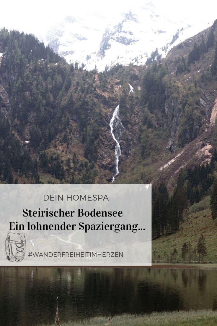 Steirischer Bodensee - Dein HomeSpa- Food und Wohlfühlblog aus dem Mostviertel