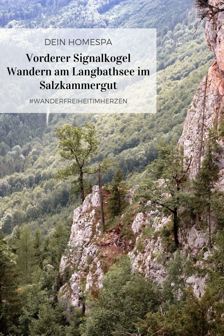 Vorderer Signalkogel- Langbathsee-Salzkammergut- Dein HomeSpa- Food und Wohlfühlblog aus dem Mostviertel