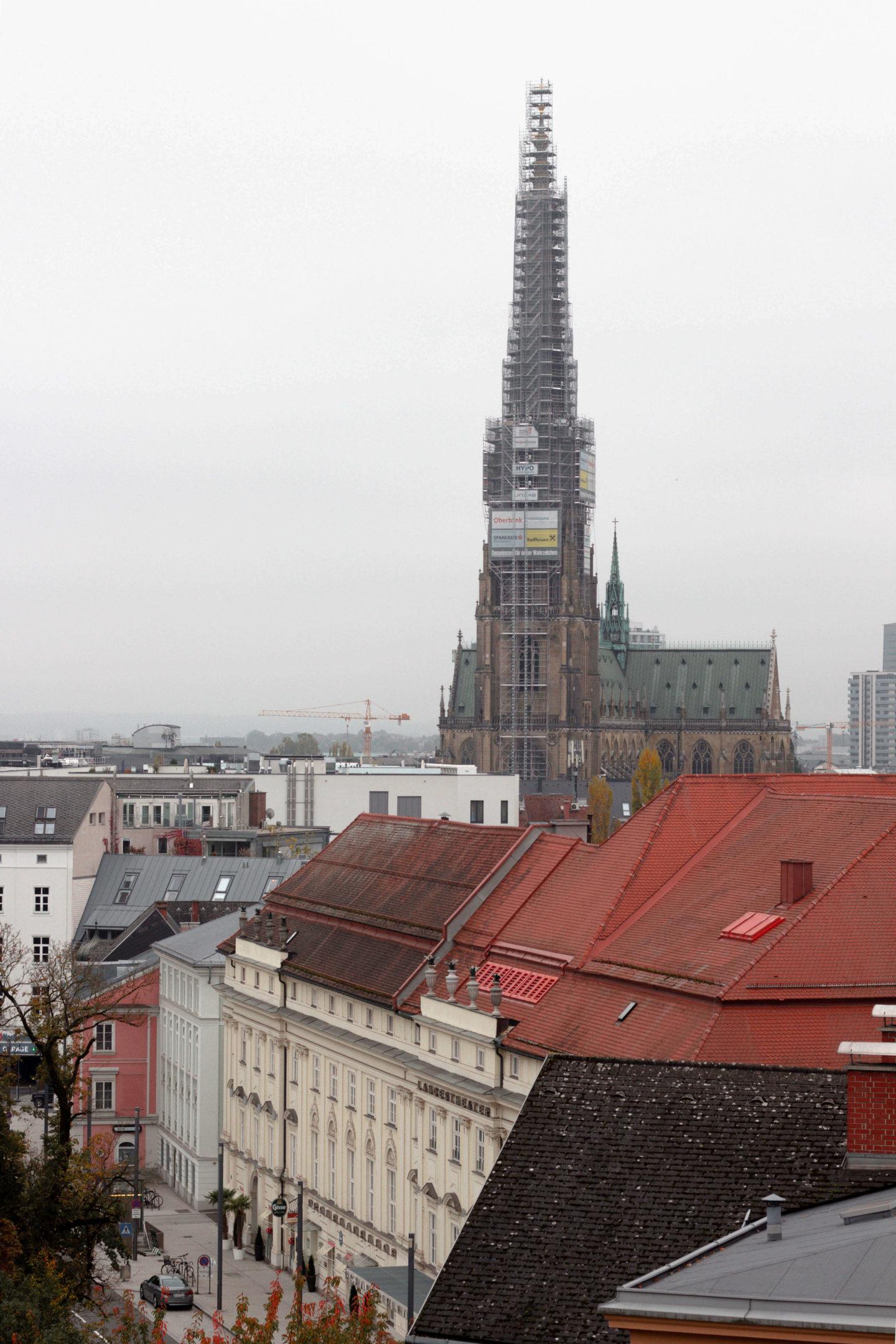 Herbstbummel in der Linzer Altstadt