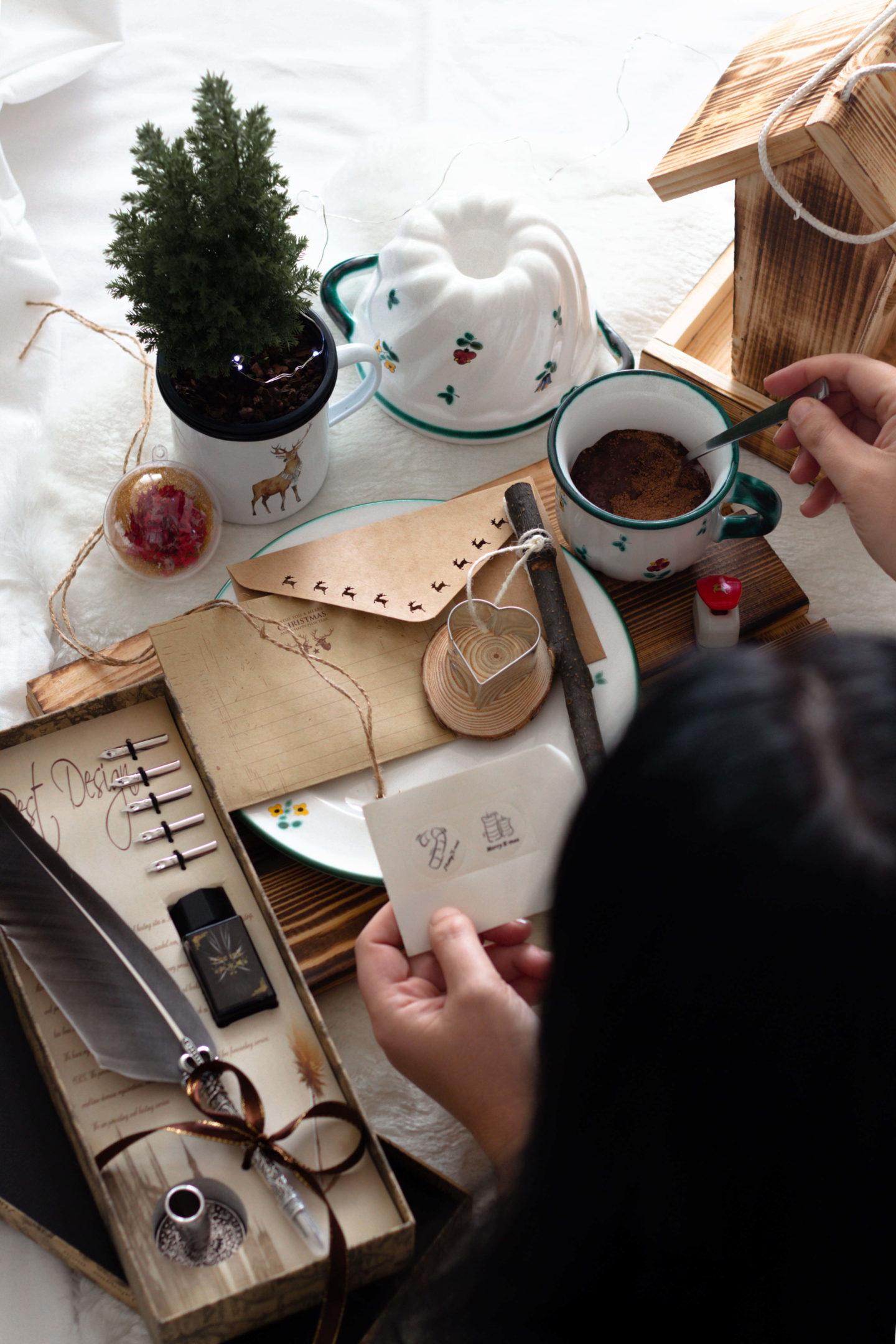 Weihnachtliche-Deko-Ideen-aus-Papier
