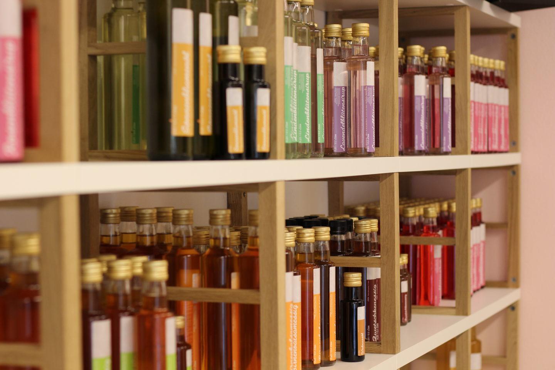 Vegane Essig + Öle und ein Besuch beim Gramhof im Pielachtal