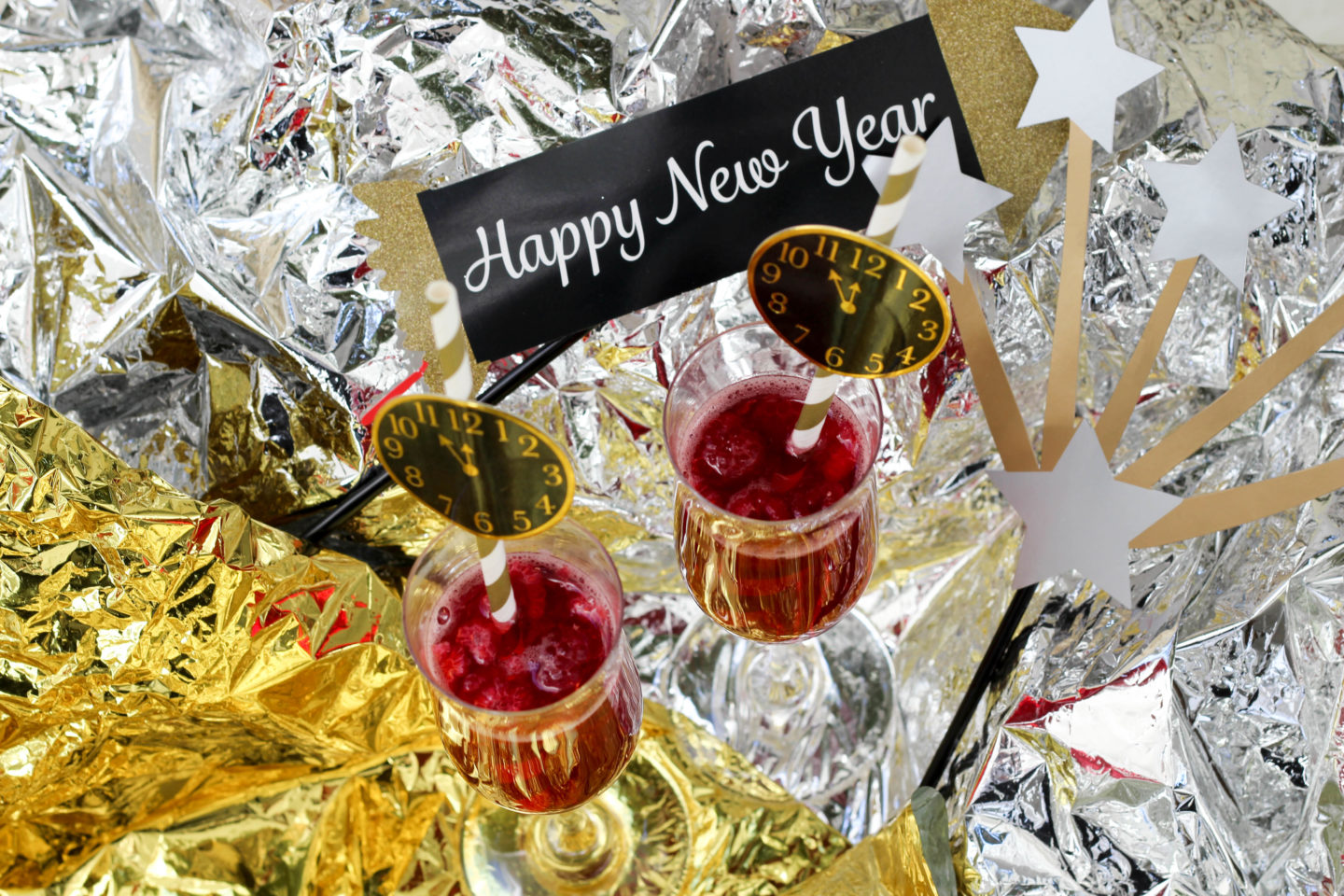 Veganes Silvester – Happy NEW YEAR