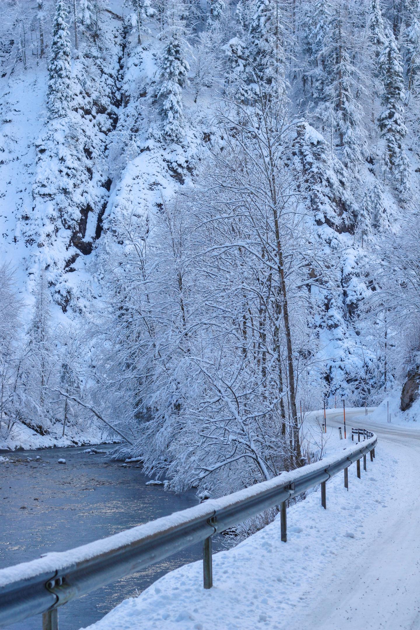 Es gibt eine NEUE Homespa Soul Moment Story aus den tief verschneiten Bergen